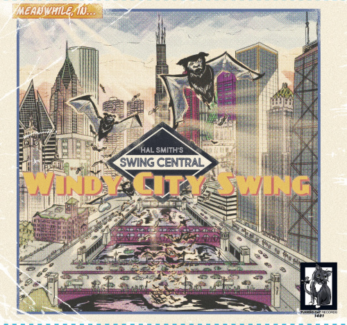 Swing Central CD Cover