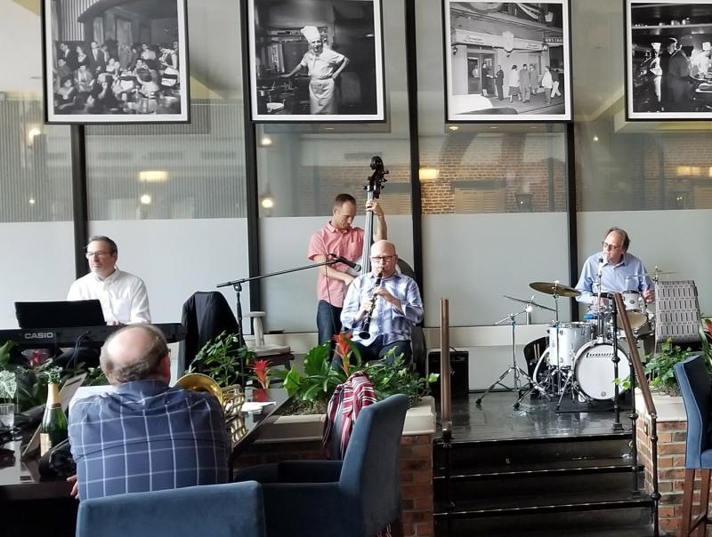 Tim Quartet at NOJC Anniversary Party