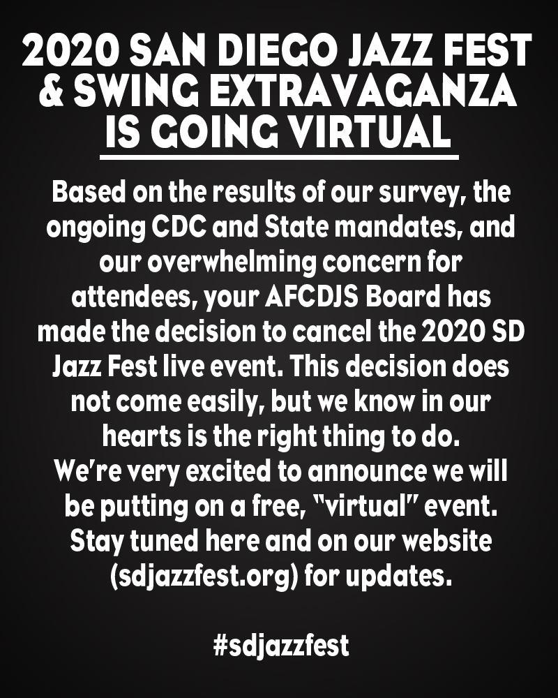 SDJF 2020 notice